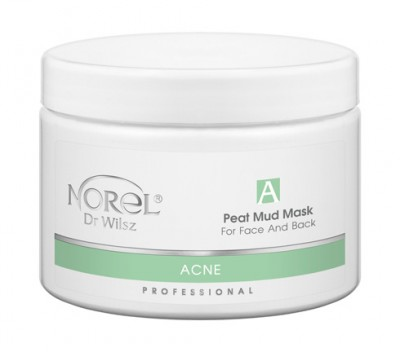 PN 145 Acne Peat Mud Mask For Face And Back
