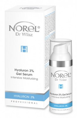 PA362 Dr. Wilsz Hyaluron 3% Intensive Moisturizing Gel Serum 50ml