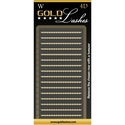 Goldlashes W - C 0,20x8mm