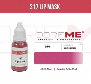 Doreme liquid Lip 317 Lip Mask