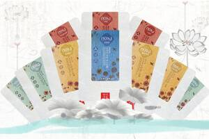 NOHJ Aqua Soothing Masks 10 ks