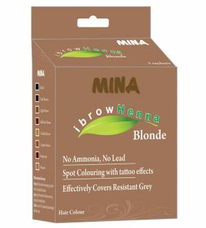 MINA ibrow Henna - Blond