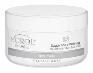 PP004 Dr. Wilsz Skin Care - Sugar Face Peeling 200ml