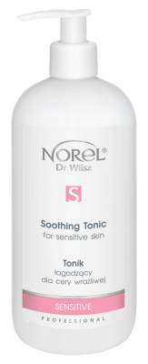 PT002 Dr. Wilsz Sensitive - Soothing Tonik for Sensitive skin 500ml -